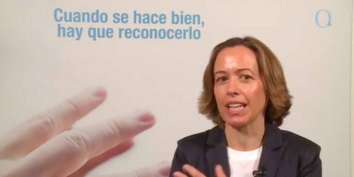 Centro de Oncología, radioterapia y radiocirugía robotizada Cyberknife, del Grupo IMO – María Díez Peña
