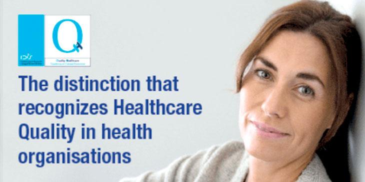IDIS presenta a nivel internacional su sistema de reconocimiento a la calidad asistencial QH (Quality Healthcare)
