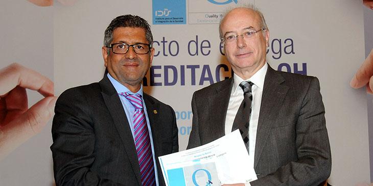 El hospital de Molina recibe la Acreditación QH de la Fundación IDIS