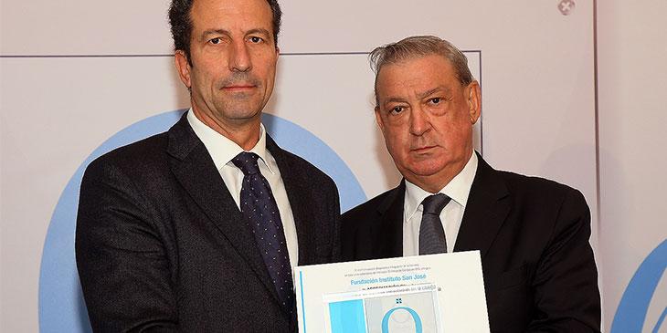 La Fundación Instituto San José logra la Acreditación QH* de la Fundación IDIS