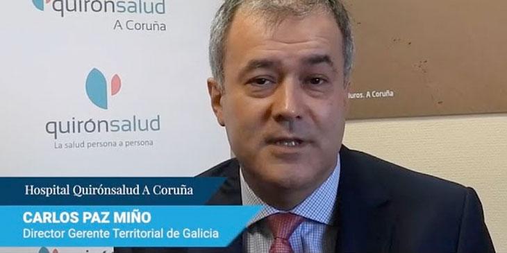 Hospital QuirónSalud A Coruña – Carlos Paz Miño
