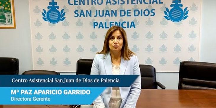 Centro asistencial San Juan de Dios de Palencia – Mª Paz Aparicio Garrido
