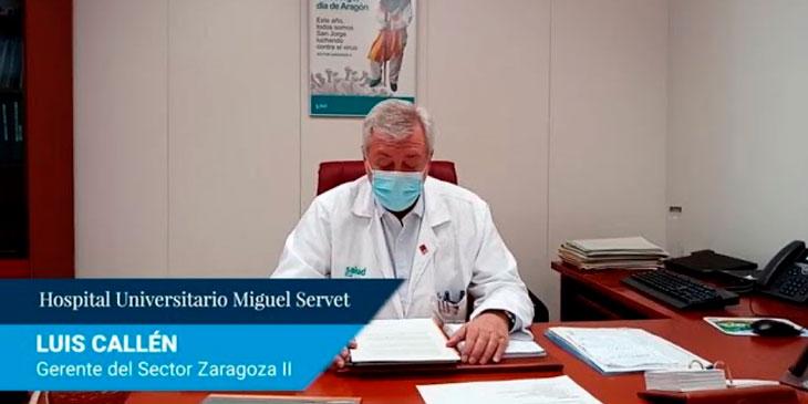 Hospital Universitario Miguel Servet – Luis Callén Sevilla