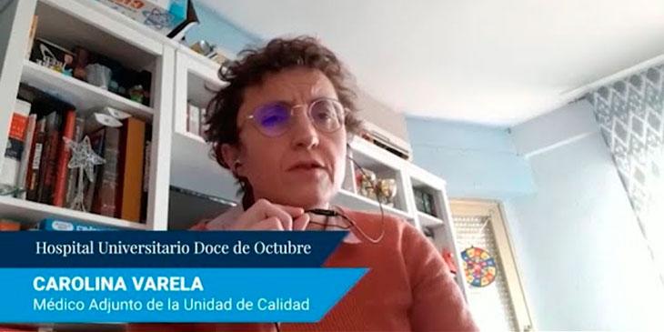 Hospital Universitario Doce de Octubre – Carolina Varela