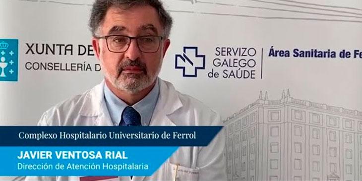 Complexo Hospitalario Universitario de Ferrol – Javier Ventosa Rial