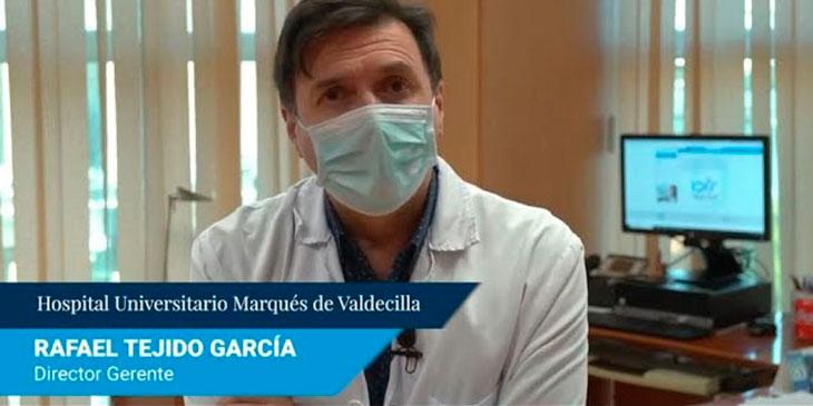 Hospital Universitario de Valdecilla – Rafael Tejido García