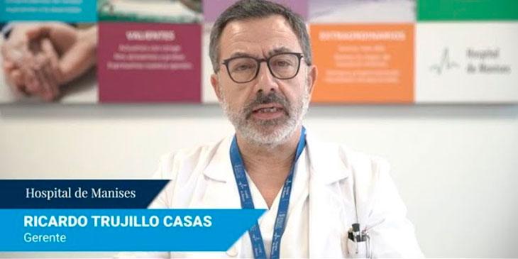 Hospital de Manises – Ricardo Trujillo Casas