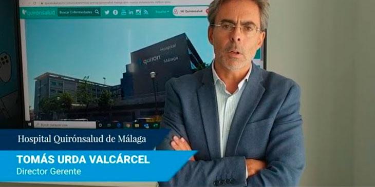 Hospital QuirónSalud Málaga – Tomás Urda Valcárcel