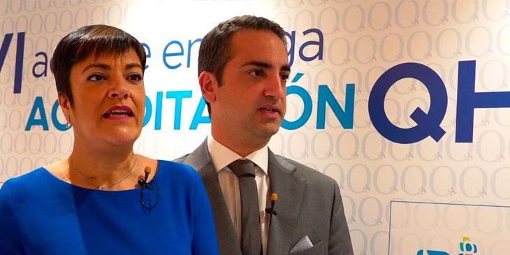Affidea Murcia – María José Barja y Theodoros Kravvas