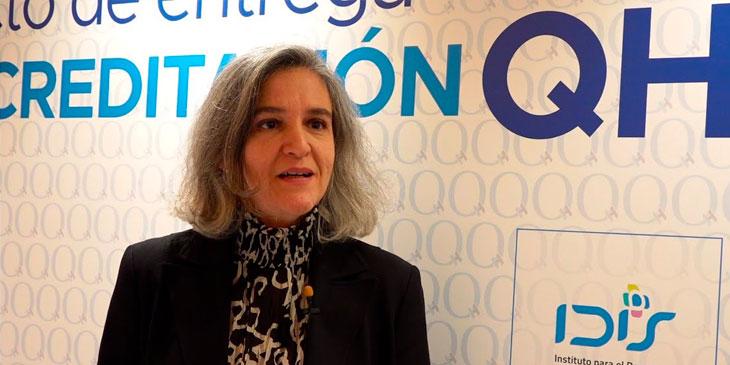 HGU Gregorio Marañón – Sonia García de San José