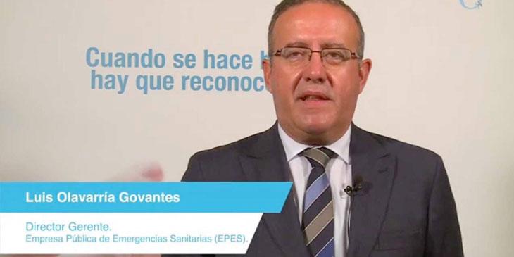 Empresa Pública de Emergencias Sanitarias (EPES) – Luis Olavarría