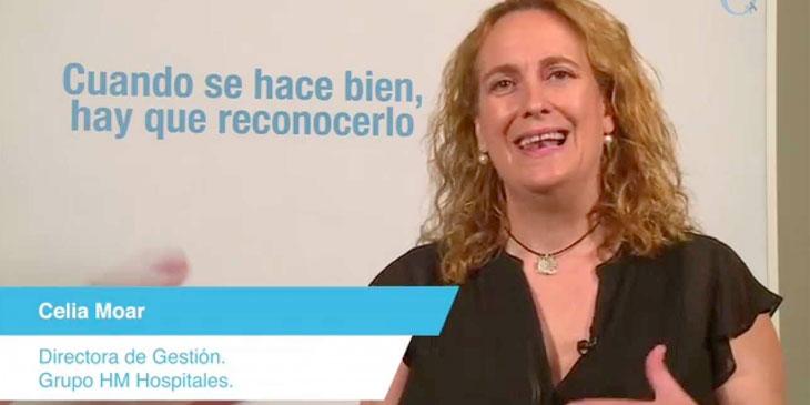 Grupo HM Hospitales – Celia Moar