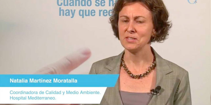 Hospital Mediterráneo – Natalia Martínez Moratalla