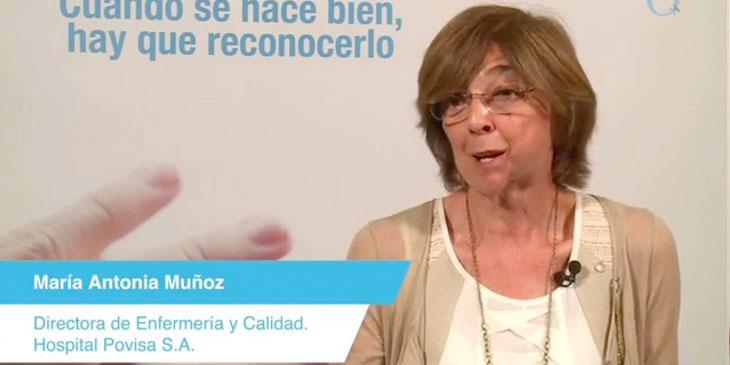 Hospital Povisa – María Antonia Muñoz