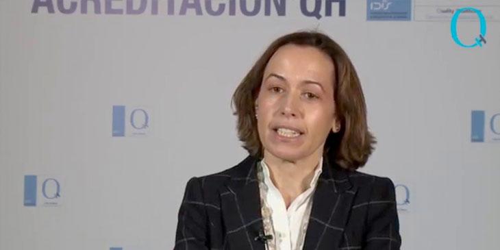 IMOncology: Arturo Soria (área de oncología médica), San Francisco de Asís (área de oncología radioterápica) y La Milagrosa (áreas de oncología médica y de oncología radioterápica) – María Díez
