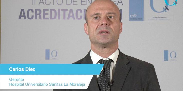 Hospital Universitario Sanitas La Moraleja – Carlos Díez