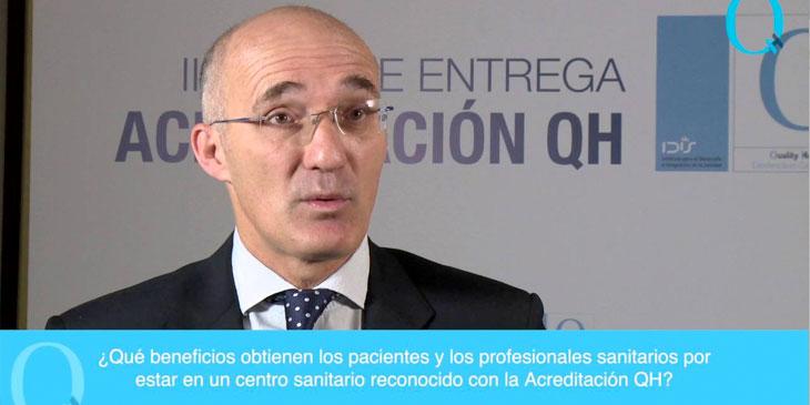 Hospital Universitario Sanitas La Zarzuela – Ricardo de Bedoya