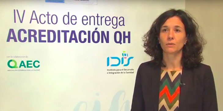 Ibermutuamur, MCSS Nº 274 – Elena Tapiador Gordo
