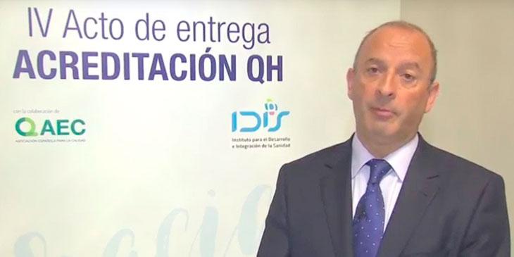 Hospital Universitario Puerta de Hierro – Ricardo Herranz Quintana