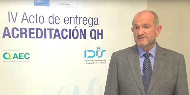 Organización Sanitaria Integrada Bilbao Basurto (OSI) – Eduardo Maiz Olazabalaga