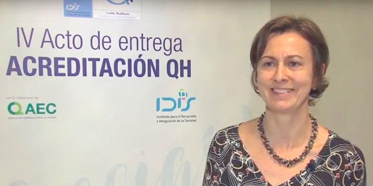 Hospital Mediterráneo Grupo HLA – Natalia Martínez Moratalla