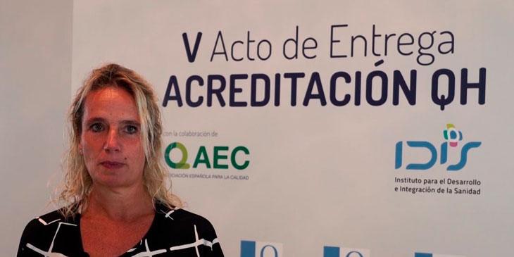 Hospital Universitario Rey Juan Carlos – Raquel Barba Martín