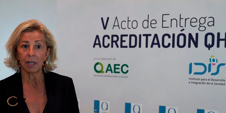 Hospital Asepeyo Coslada – Isabel García Gismera